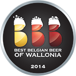 Best Beer of Wallonia - Beste pils 2014